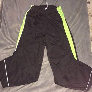 Boys Energy Zone poly Athletic Pants Large